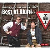 Best of Klufti: Die besten Szenen der Live-Lesungen: 1 CD