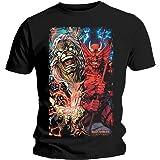 Iron Maiden - Duality Men's X-Large T-Shirt - Black