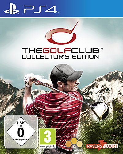 The Golf Club Collectors Edition (PS4) (Golf Playstation 4 Spiele)