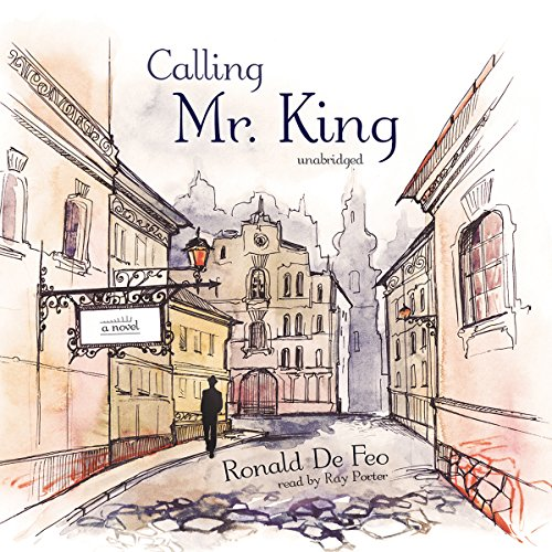 Calling Mr. King  Audiolibri