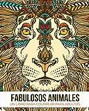 Best Libro para los hombres - Fabulosos Animales: Un libro de colorear para adultos Review