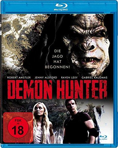 Demon Hunter [Blu-ray] Preisvergleich