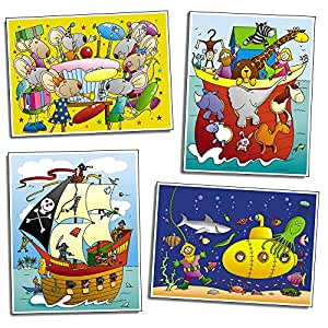 Small World Design Children's 'My First Art Prints'