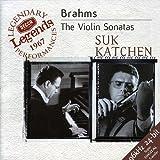 Smtliche Violinsonaten 1-3 (Ga) - Josef Suk, Julius Katchen