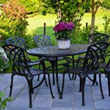 Lazy Susan Gartenmöbel Outlet Metall - 3