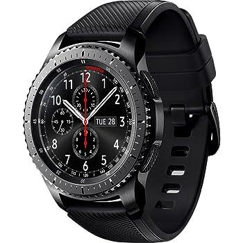 Samsung Gear S3 Frontier Smartwatch, Romanian Version - Black