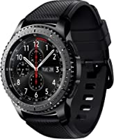 Samsung Gear S3 Frontier Smartwatch, Romanian Version - Black
