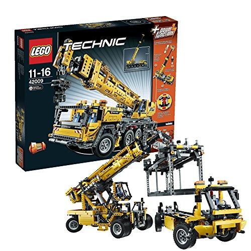 lego-technic-juego-de-montaje-de-grua-42009