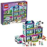 LEGO UK 41318 Heart lake Hospital Construction Toy