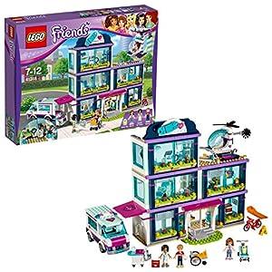 LEGO- Friends L'Ospedale di Heartlake, Multicolore, 41318 5702015866477 LEGO
