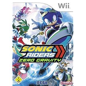 Sonic Riders – Zero Gravity