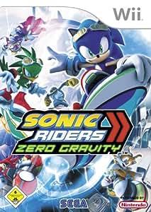 Wii Jeux Sonic Riders: Zero Gravity