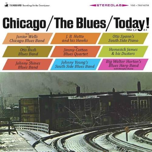 Chicago/Blues/Today! [Vinyl LP]