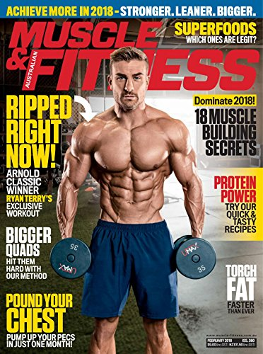 Ebooks Muscle and Fitness: Muscle Building Secrets Descargar PDF