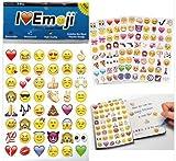 emoji aufkleber Vergleich