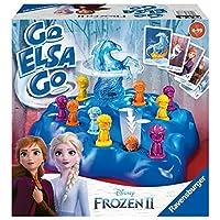 Ravensburger 20425 Disney Frozen 2 Elsa Go Game,