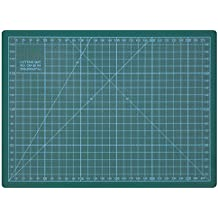 Wedo 79130 Schneideunterlage Cutting Mat (selbstschließende Oberfläche, 30 x 22 x 0,3 cm) grün