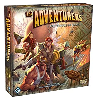 The Adventurers: The Temple of Chac Board Game (1616611812) | Amazon price tracker / tracking, Amazon price history charts, Amazon price watches, Amazon price drop alerts