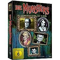 Die Munsters - Die komplette Serie