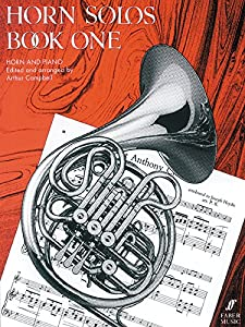 Horn Solos Book 1 French Horn & Piano