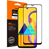 Spigen Tempered Glass Screen Protector Guard Compatible with Galaxy M21 / M30s / M30-1 Pack