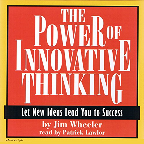 The Power of Innovative Thinking  Audiolibri