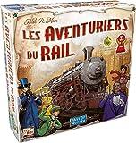Asmodee - AVE01 - Jeu de  sSratégie - Les Aventuriers du Rail...