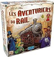 La conquête ferroviaire au XIXème siècle et du début du XXème a toujours été un sujet particulièrement apprécié par les créateurs de jeu. Les Aventuriers du Rail est un jeu luxueux dans la droite ligne de Crique des Pirates ou de Meurtre à l'Abbaye. ...