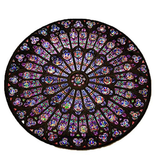 YWLINK Durable Antideslizante Creativa Notre Dame, Foto Conmemorativa, DecoracióN CóModa para El Hogar...