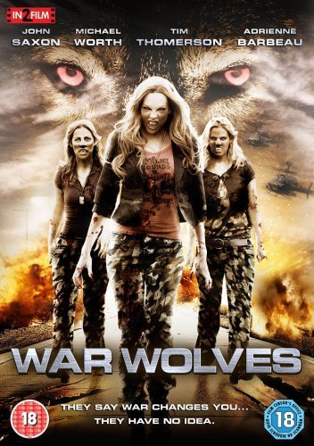Bild von War Wolves [DVD]