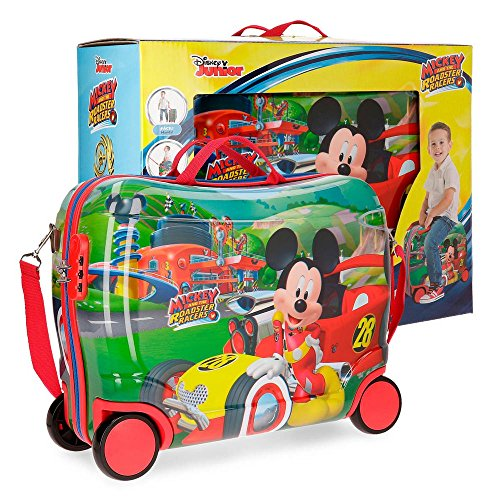 Disney Roadster Racers Equipaje Infantil, 50 cm, 34 litros