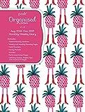 Posh Organized Living 2018-2019 Calendar: Pineapple A-go-go