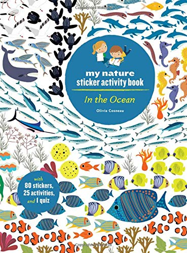 In The Ocean (My Nature Sticker Activity Bk) por Olivia Cosneau