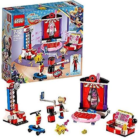 LEGO DC Super Hero Girls 41236 - Das Zuhause von Harley Quinn