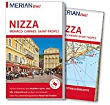 MERIAN live! Reiseführer Nizza Monaco Cannes Saint-Tropez: Mit Extra-Karte zum Herausnehmen - Gisela Buddée, Timo Lutz