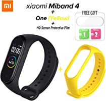 Nishci Mi Band 4 Watch, Xiaomi Band 4ta generación de Smart Watch Sports Mi Fitness Tracker con Pantalla a Color...