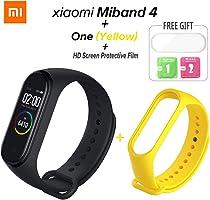 Nishci Mi Band 4 Watch, Xiaomi Band 4ta generación de Smart Watch Sports Mi Fitness Tracker con Pantalla a Color...
