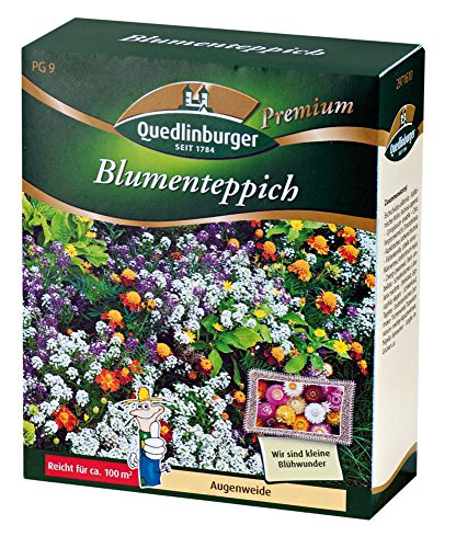 Blumenteppich NEU