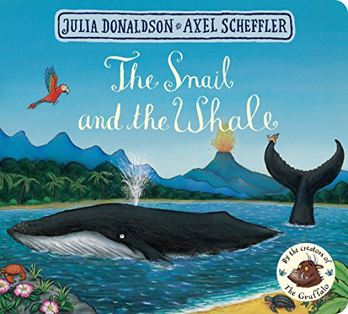 The Snail And The Whale por Donaldson Julia