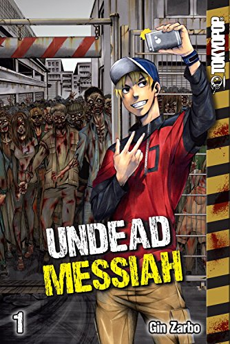 Undead Messiah manga volume 1 (English Edition)