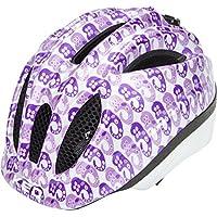 KED Meggy II Trend Helmet Kids Pearl Violett 2018 Fahrradhelm