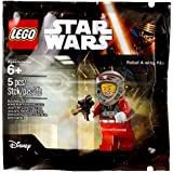 LEGO Star Wars Rebel A-Wing Pilot 5004408 Minifigur im Polybag