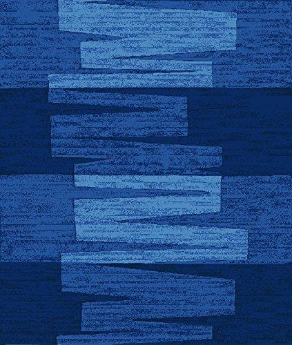 Teppich Läufer Brücke Magic Style Blau in 20 Größen