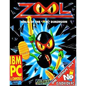 "Zool – Ninja of the ""Nth"" Dimension"