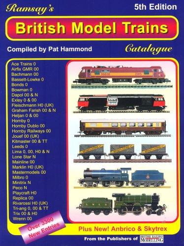 John Ramsay's Model Train Catalogue por John Ramsay