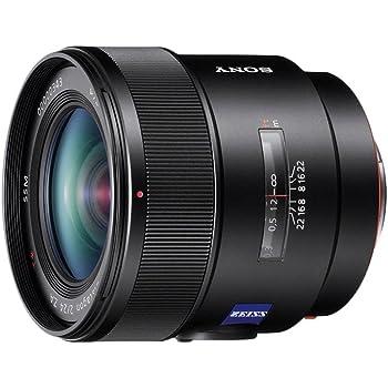 Sony SAL24F20Z - Objetivo para Sony (distancia focal 35-24mm, apertura f/2.8-22) negro