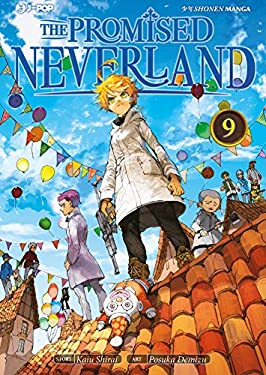 The promised Neverland: 9 (J-POP)