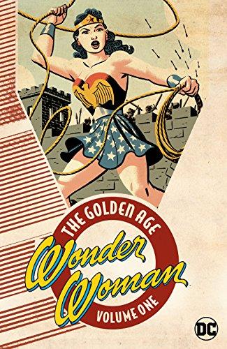 Wonder Woman: The Golden Age Vol. 1 (Sensation Comics (1942-1952 ...