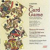 A. Caldara: The Card Game (Audio CD)