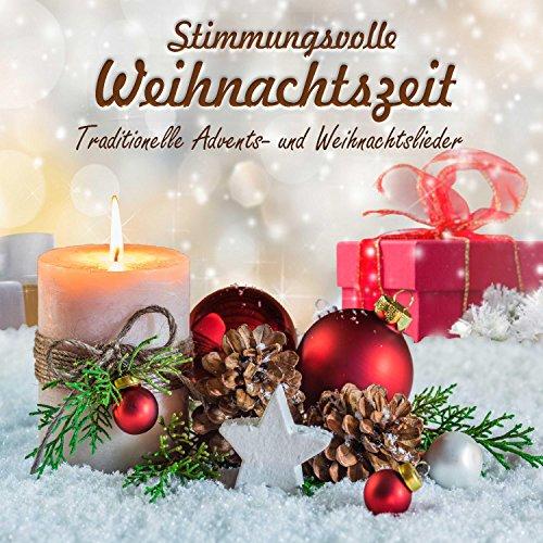 Stimmungsvolle Weihnachtszeit, Traditionelle Advents- und Weihnachtslieder, instrumental arrangiert mit Flöten und Streichorchester